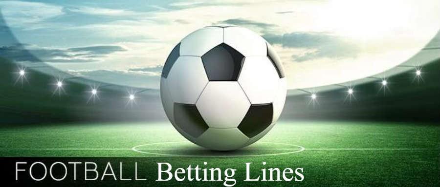 Football Betting Lines