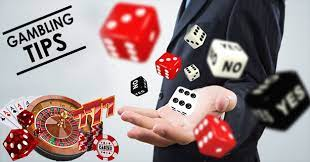 10 Tips For Playing Casino Games